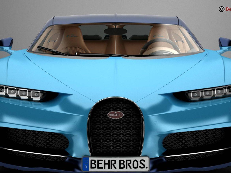 Bugatti Chiron 2017 ( 165.3KB jpg by Behr_Bros. )