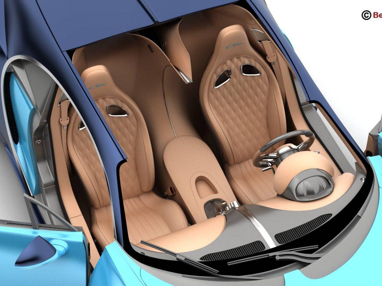 Bugatti Chiron 2017 ( 195.75KB jpg by Behr_Bros. )