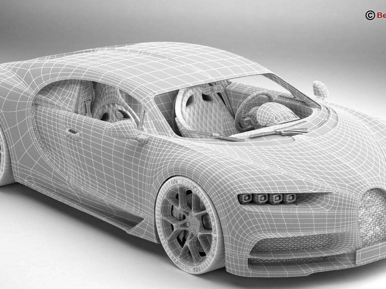 Bugatti Chiron 2017 ( 275.25KB jpg by Behr_Bros. )