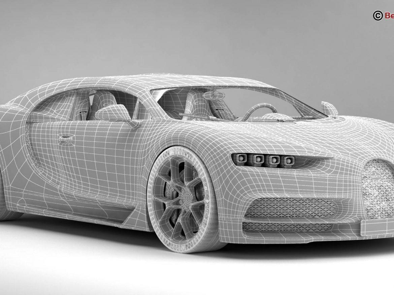 Bugatti Chiron 2017 ( 236.39KB jpg by Behr_Bros. )