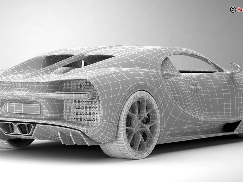 Bugatti Chiron 2017 ( 221.61KB jpg by Behr_Bros. )