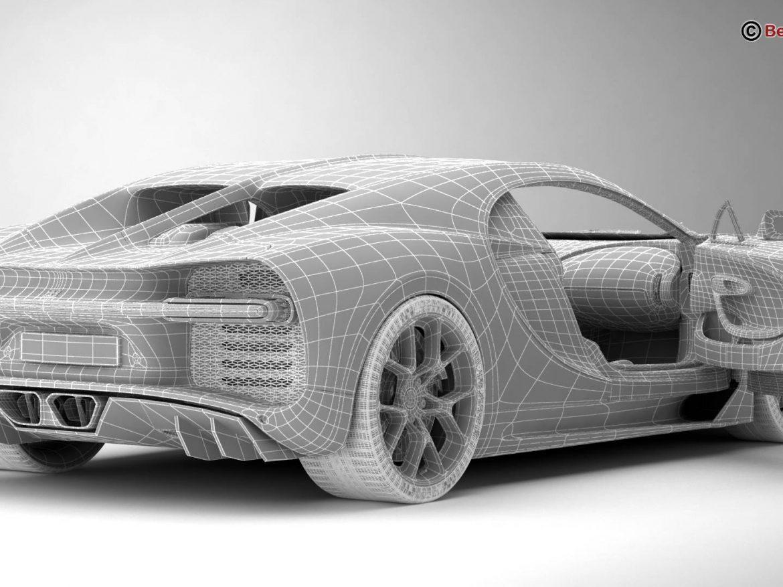 Bugatti Chiron 2017 ( 211.44KB jpg by Behr_Bros. )