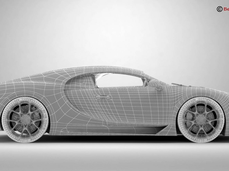 Bugatti Chiron 2017 ( 164.16KB jpg by Behr_Bros. )