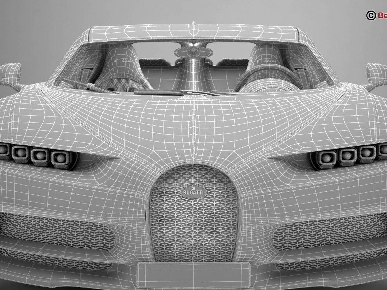Bugatti Chiron 2017 ( 295.34KB jpg by Behr_Bros. )