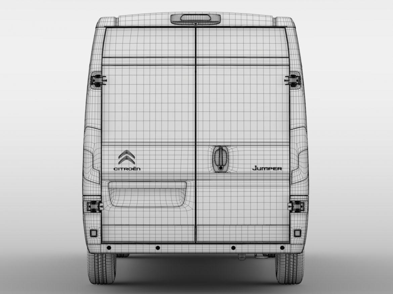 Citroen Jumper Van L4H2 2017 ( 424.85KB jpg by CREATOR_3D )