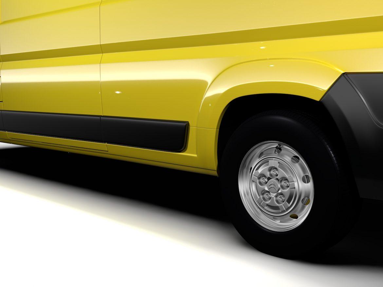 Citroen Relay Van L3H3 2017 ( 577.76KB jpg by CREATOR_3D )