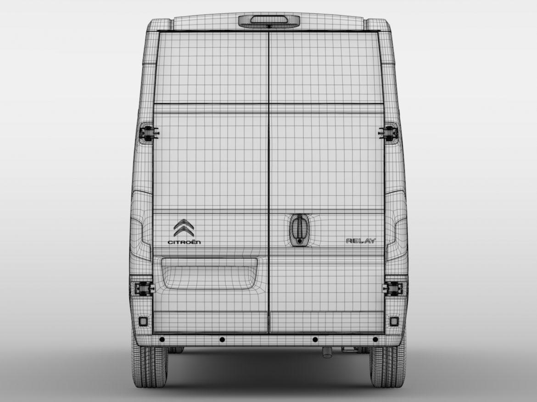 Citroen Relay Van L3H3 2017 ( 408.22KB jpg by CREATOR_3D )