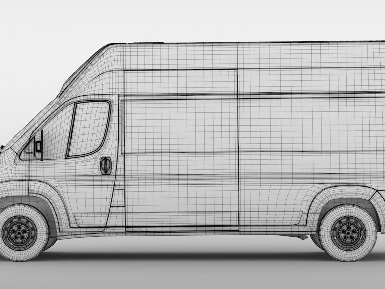 Citroen Relay Van L3H3 2017 ( 700.2KB jpg by CREATOR_3D )