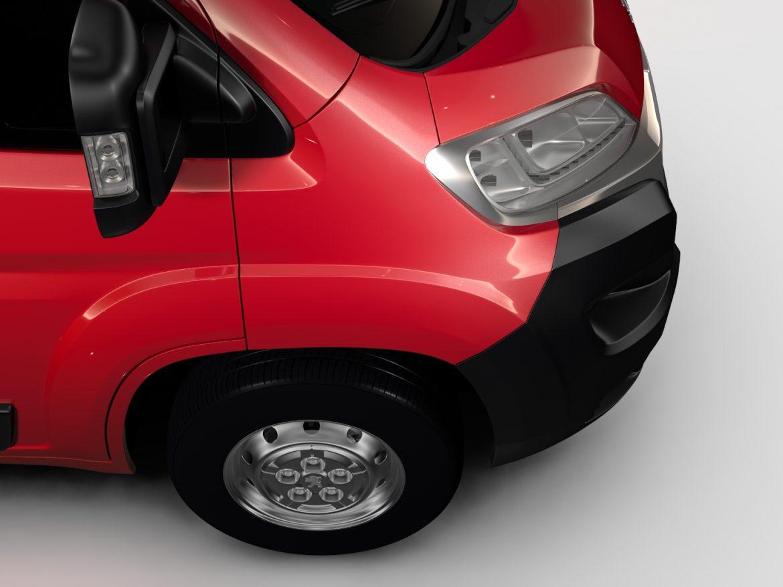 Peugeot Boxer Van L1H2 2017 ( 564.13KB jpg by CREATOR_3D )