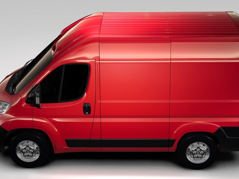 Peugeot Boxer Van L1H2 2017 ( 711.25KB jpg by CREATOR_3D )