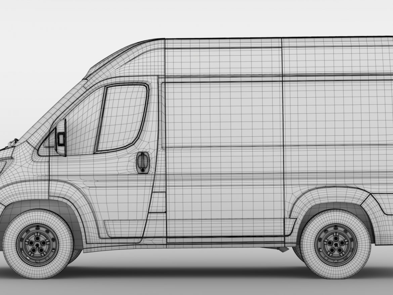 Peugeot Boxer Van L1H2 2017 ( 750.63KB jpg by CREATOR_3D )