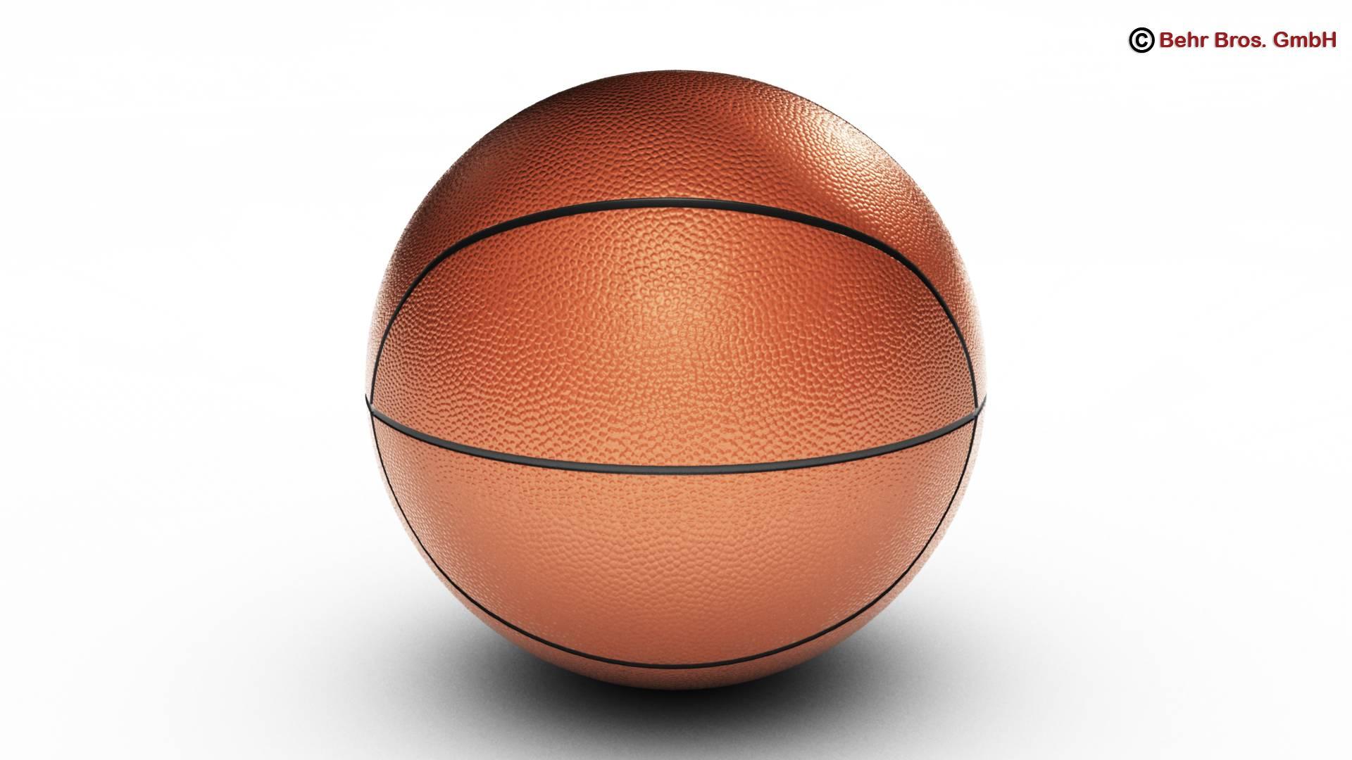 košarkaška arena v2 3d model 3ds max fbx c4d lwo ma mb obj 222372