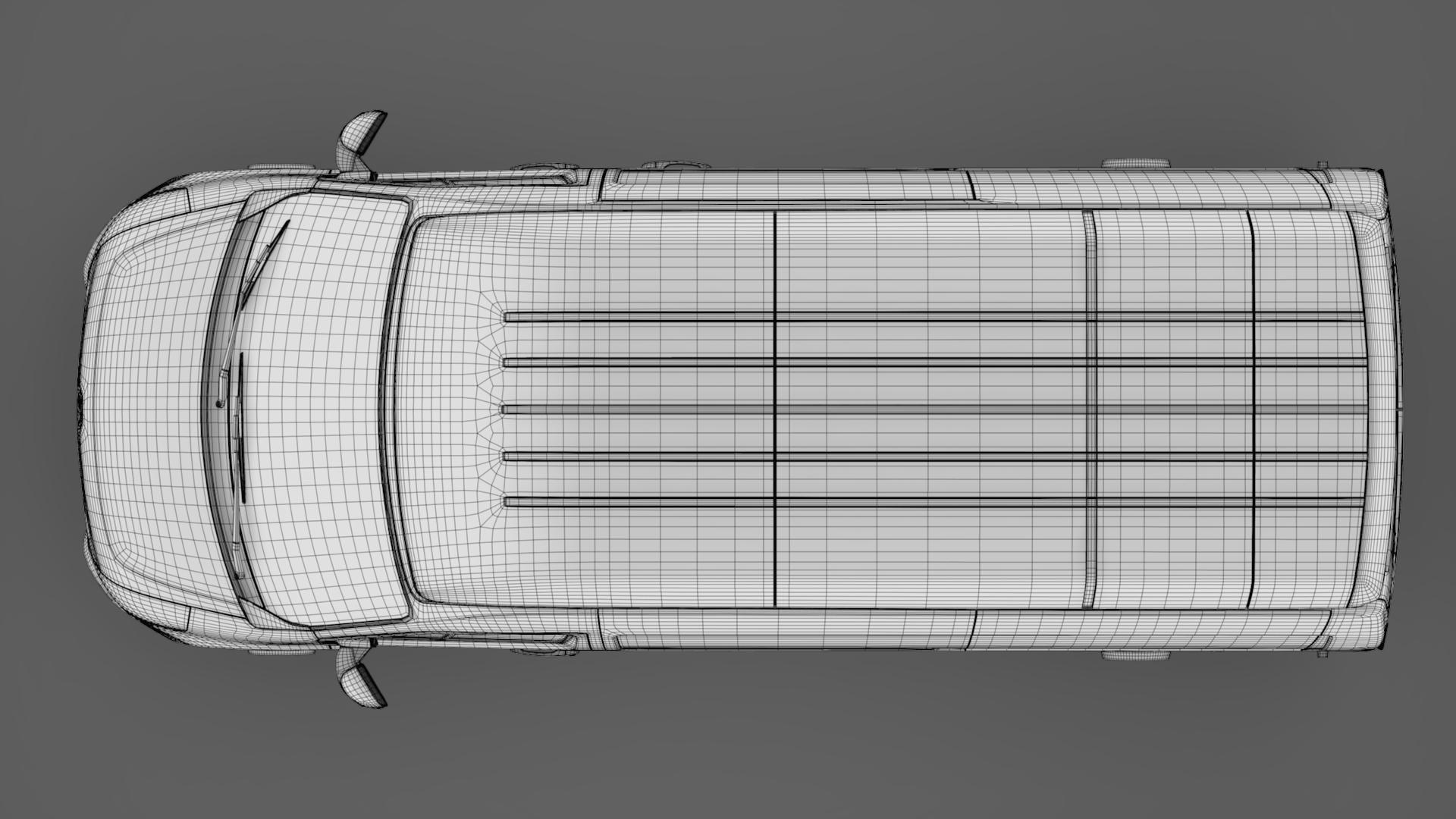 renault meistars l2h3 van 2017 3d modelis 3ds maks.