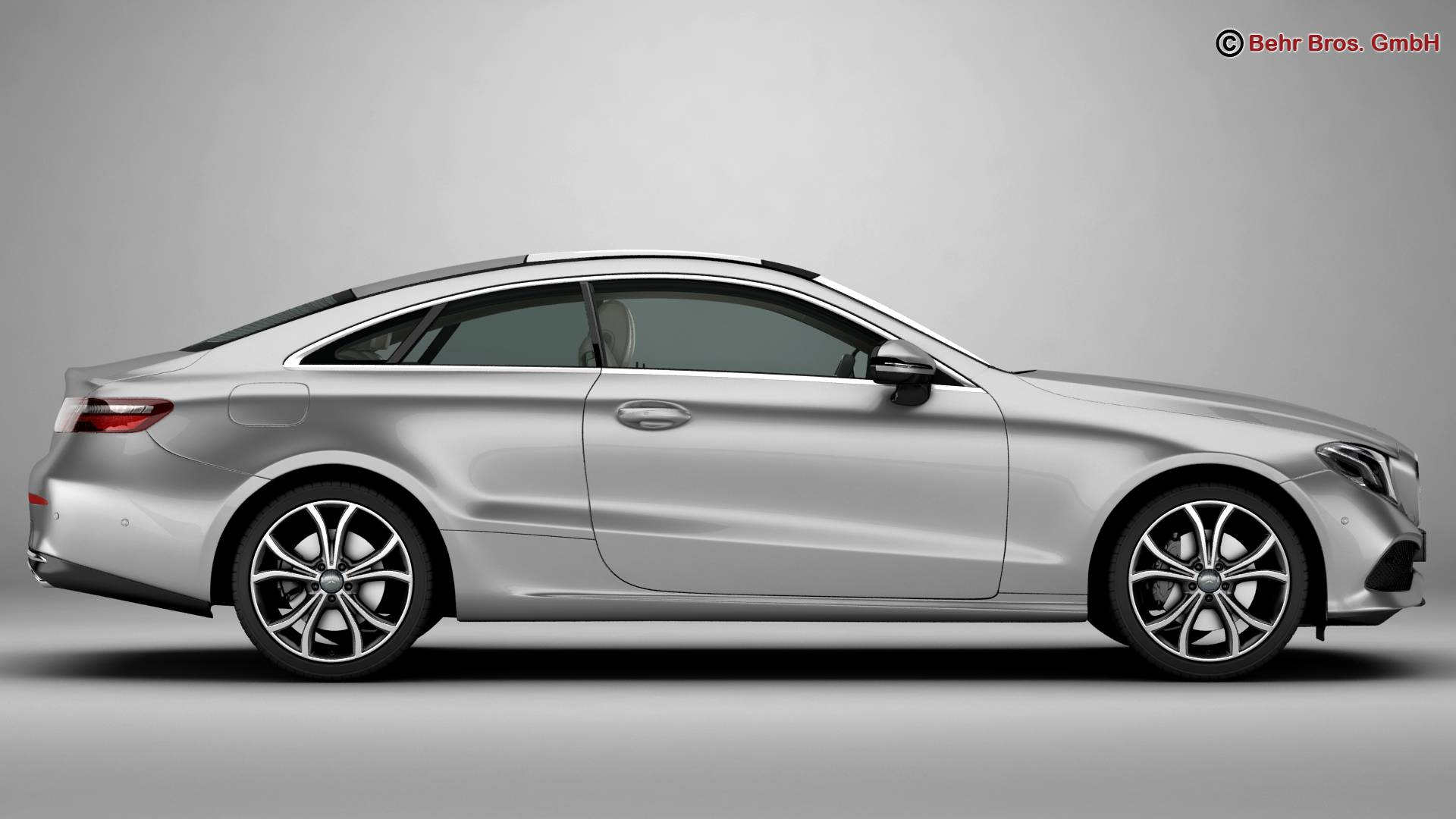 mercedes e class coupe 2017 3d model buy mercedes e class coupe 2017 3d model flatpyramid. Black Bedroom Furniture Sets. Home Design Ideas