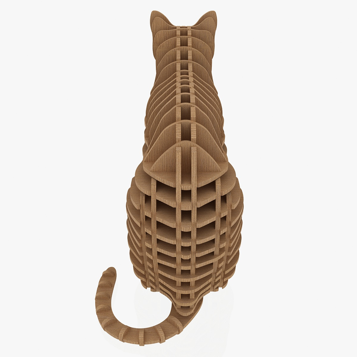 teka-teki kucing 1 3d model 3ds max dxf dwg fbx dae obj 223466