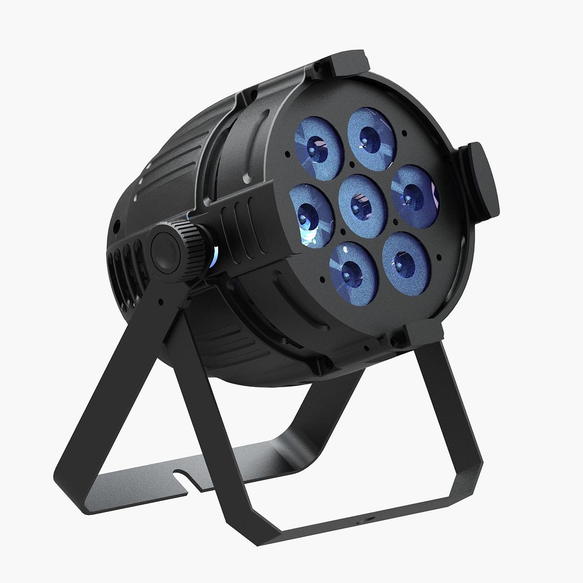 stage light 1 3d model 3ds max fbx c4d dae  obj other 223737