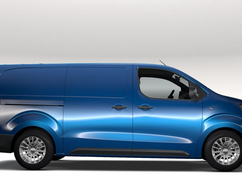 Toyota toyota proace : Toyota ProAce Van L3 2017 3D Model – Buy Toyota ProAce Van L3 2017 ...