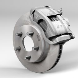 Car disc brake ( 176.61KB jpg by nnavas )
