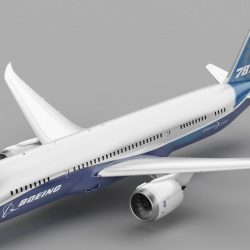 Boeing 787-8  ( 97.41KB jpg by Behr_Bros. )