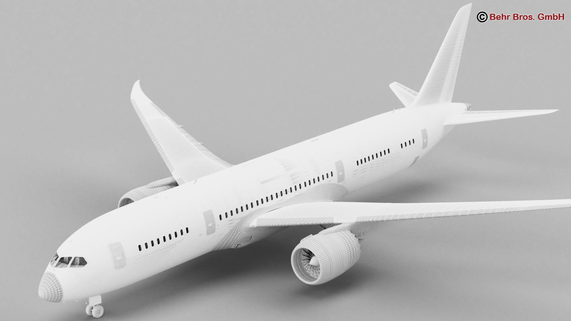 boeing 787-8 3d model 3ds max fbx c4d lwo ma mb obj 251362
