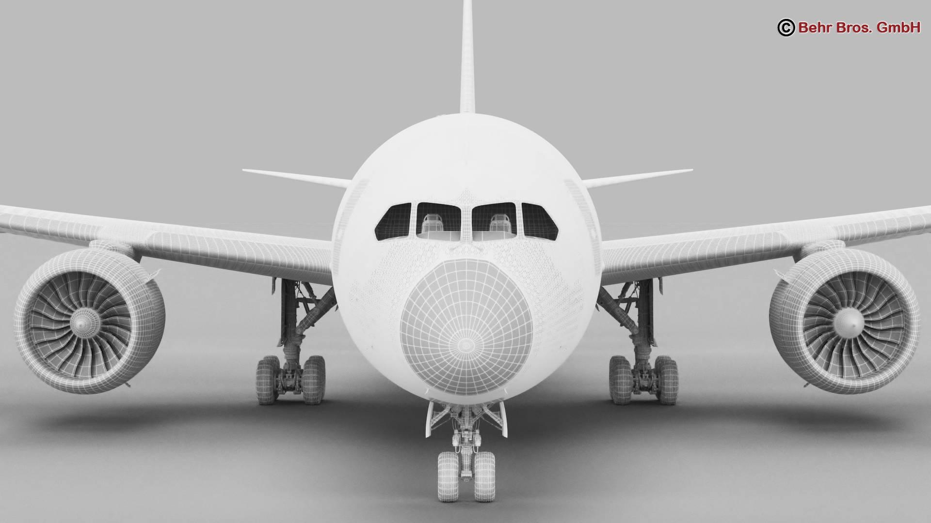 boeing 787-8 3d model 3ds max fbx c4d lwo ma mb obj 251363