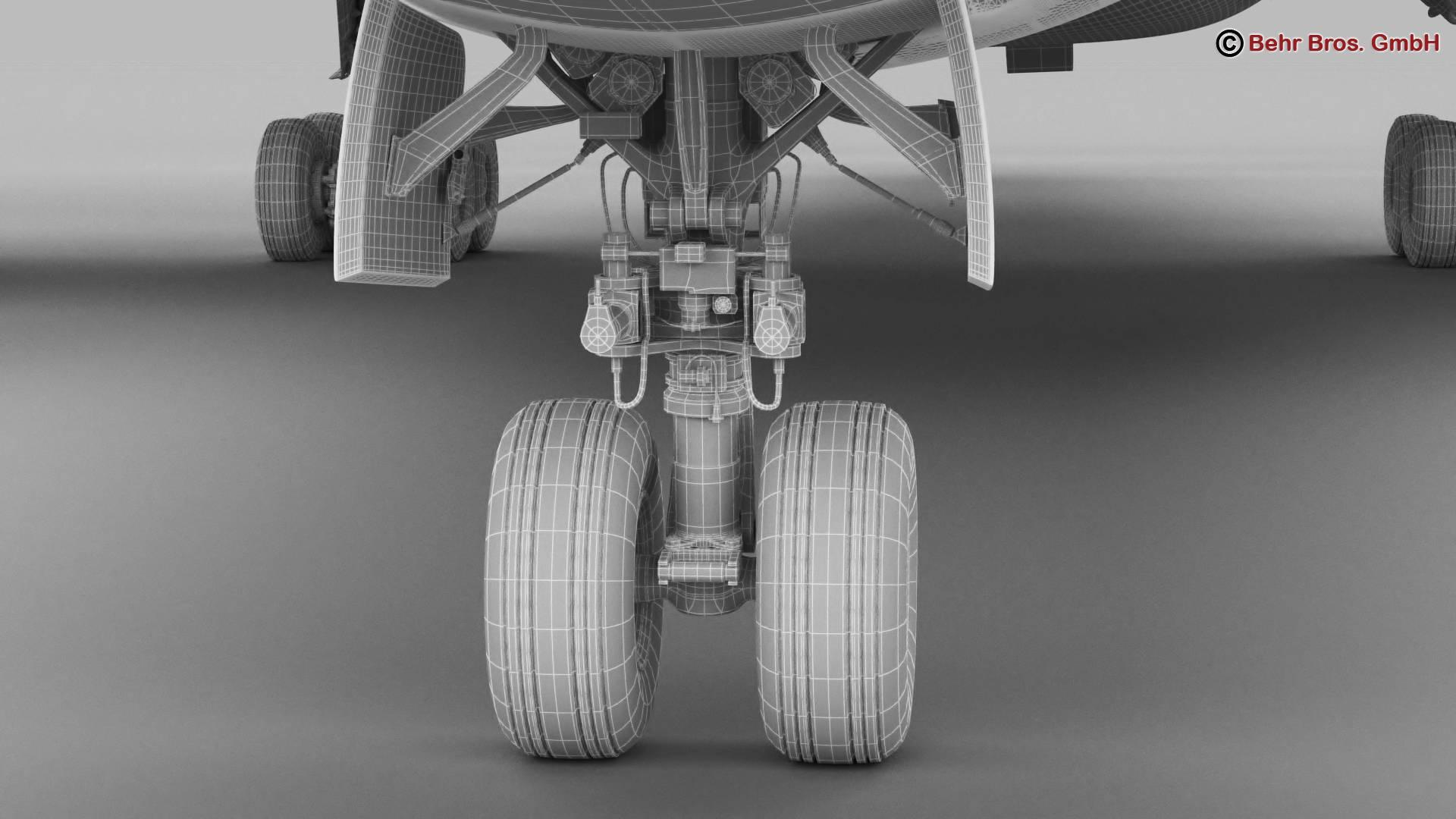 Boeing 787-8 3d gerð 3ds max fbx c4d lwo ma mb obj 251364