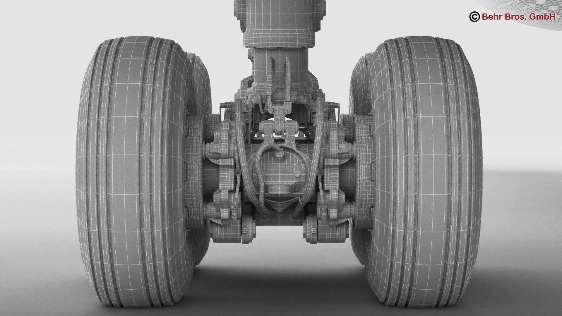 Boeing 787-8 3d gerð 3ds max fbx c4d lwo ma mb obj 251367