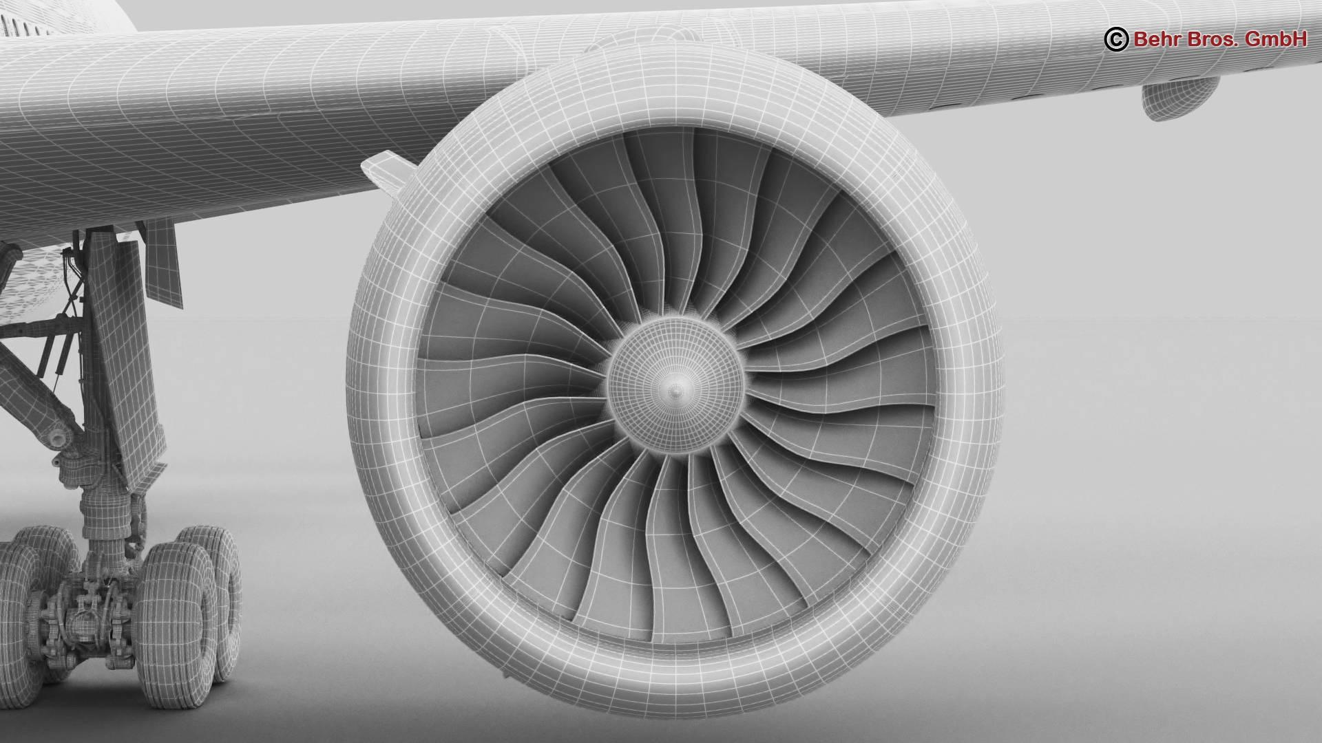 boeing 787-8 3d model 3ds max fbx c4d lwo ma mb obj 251370