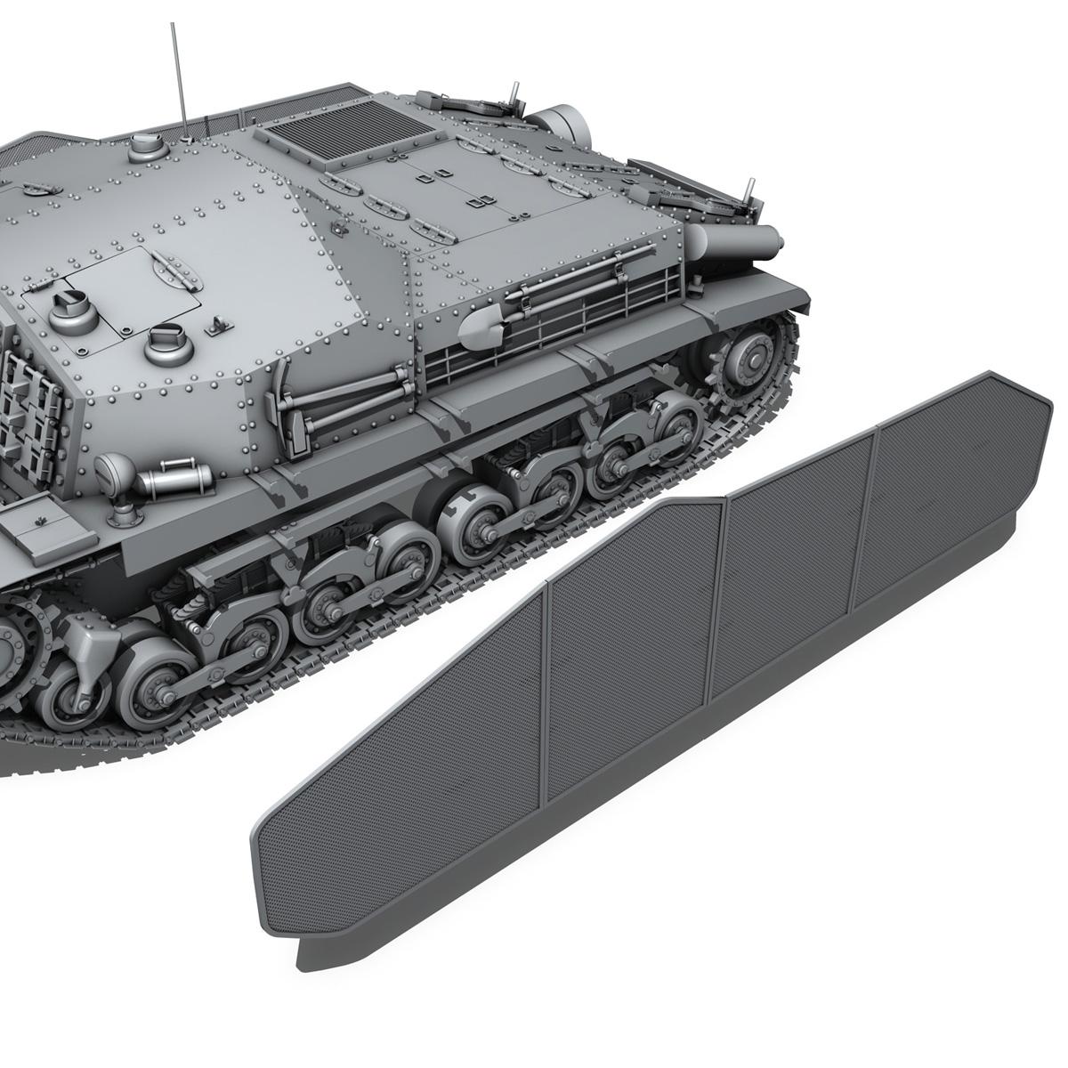 43m zrinyi ii - Macar hücum silahı 3d model 3ds fbx c4d lwo obj 251637