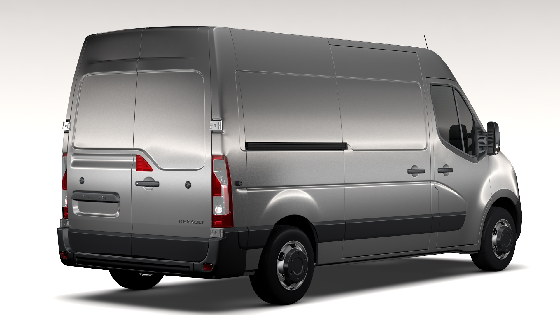renault meistars l2h2 van 2010 3d modelis 3ds maks.