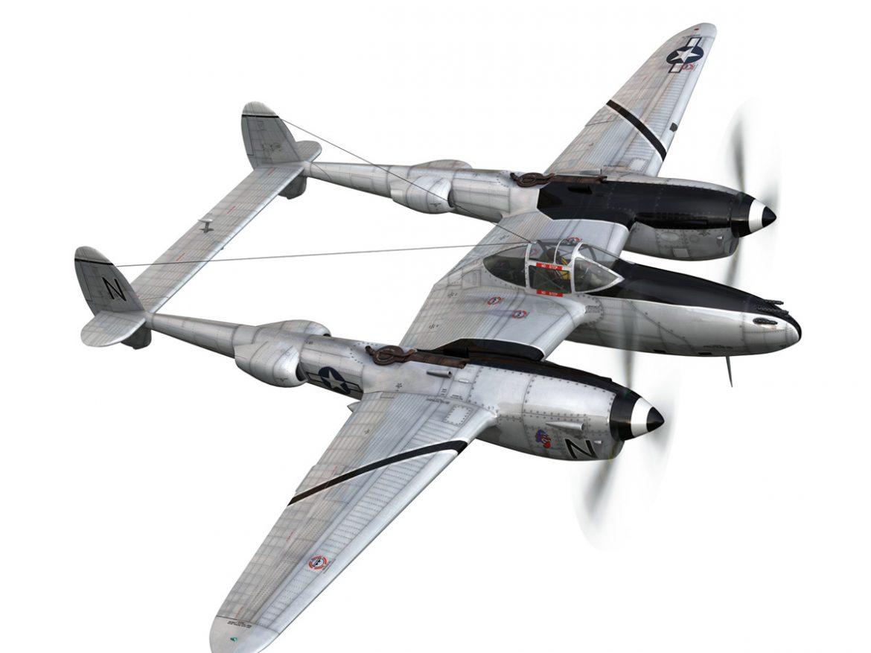 Lockheed P-38 Lightning - Wishful Thinking ( 185.96KB jpg by Panaristi )