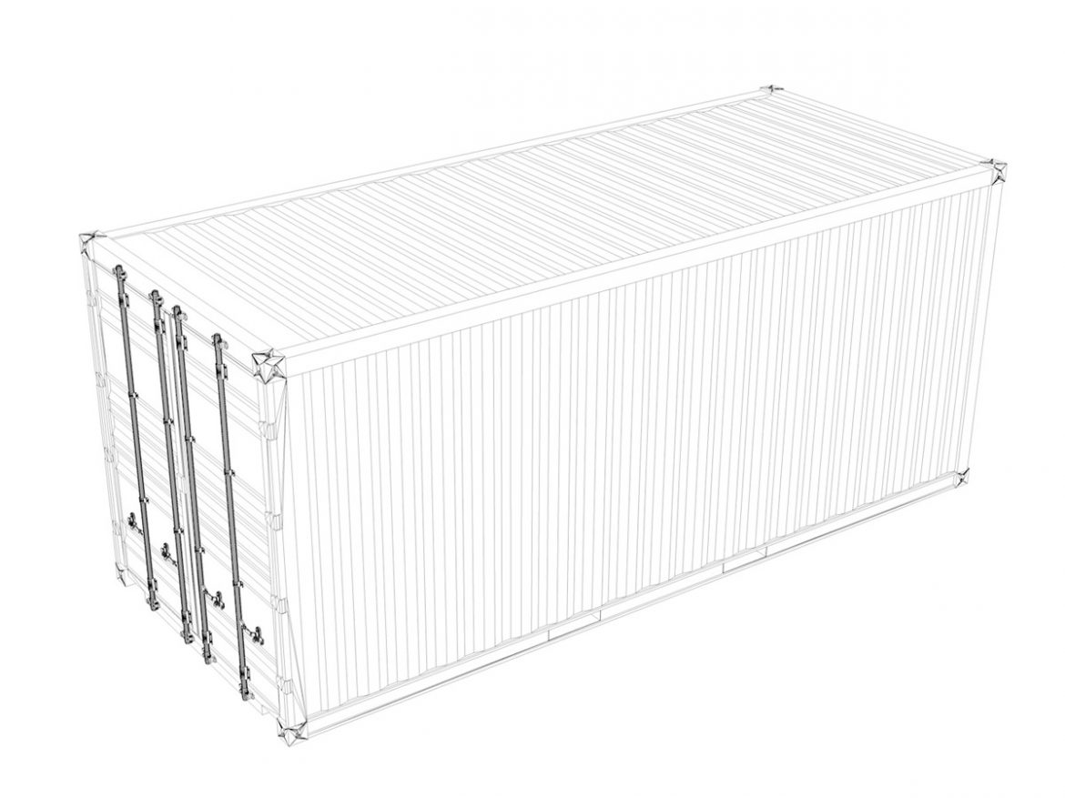 20ft Shipping Container  ( 214.91KB jpg by Panaristi )