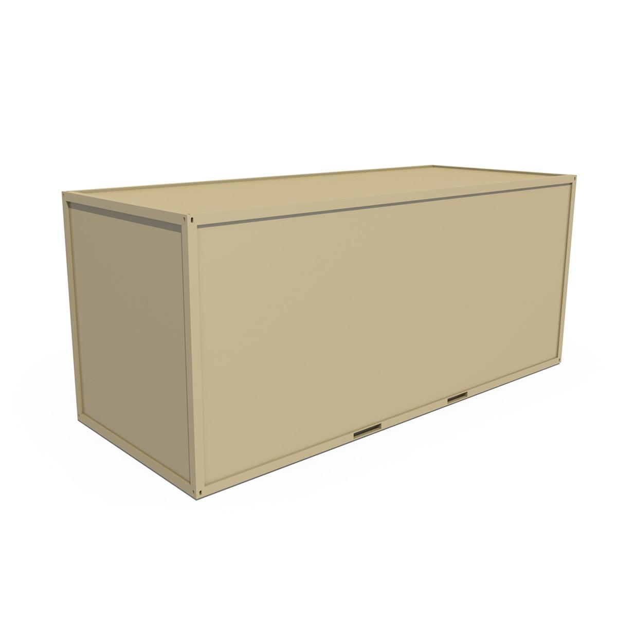20ft biroja konteinera versija 3d modelis 3ds fbx c4d lwo obj 252267