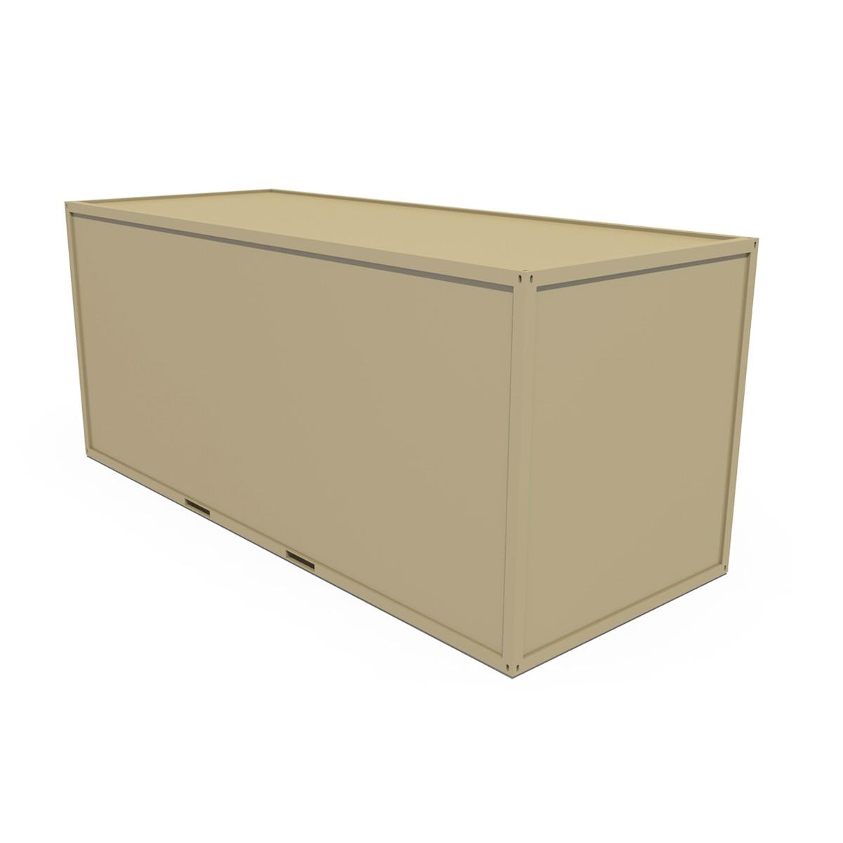 20ft biroja konteinera versija 3d modelis 3ds fbx c4d lwo obj 252268