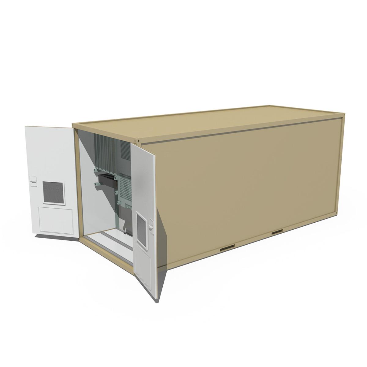 20ft office container version three 3d model 3ds fbx c4d lwo obj 252285