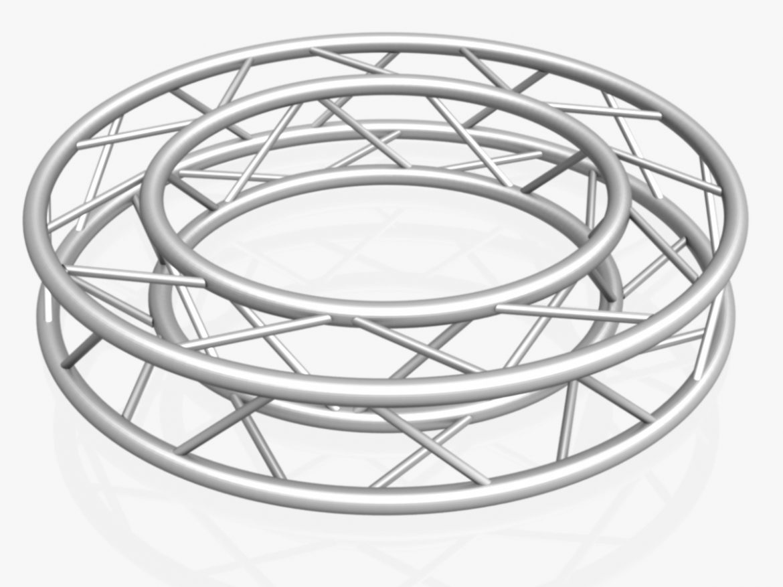 Circle Square Truss Full diameter 150cm  ( 173.62KB jpg by akeryilmaz )