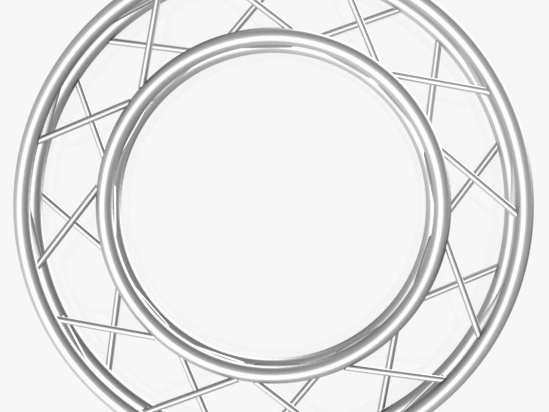 Circle Square Truss Full diameter 150cm  ( 186.02KB jpg by akeryilmaz )