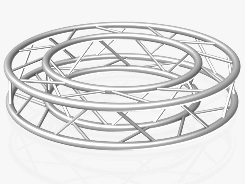 Circle Square Truss Full diameter 150cm  ( 174.71KB jpg by akeryilmaz )