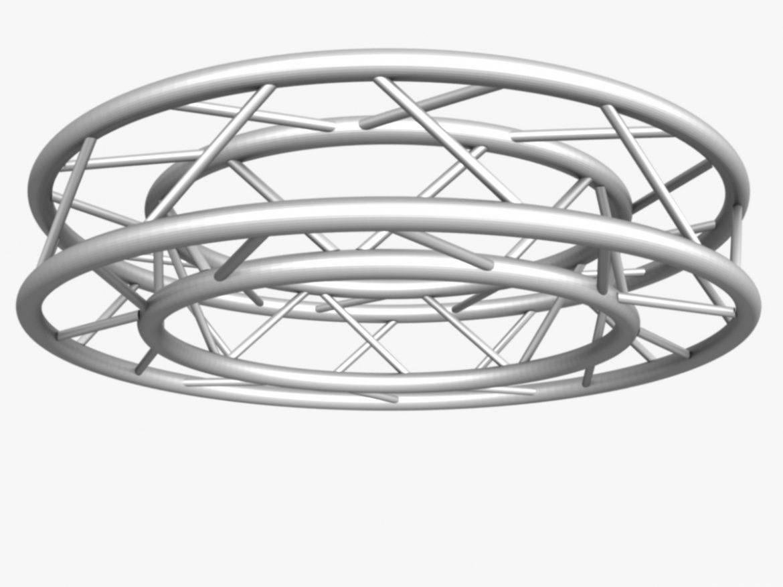 Circle Square Truss Full diameter 150cm  ( 133.46KB jpg by akeryilmaz )