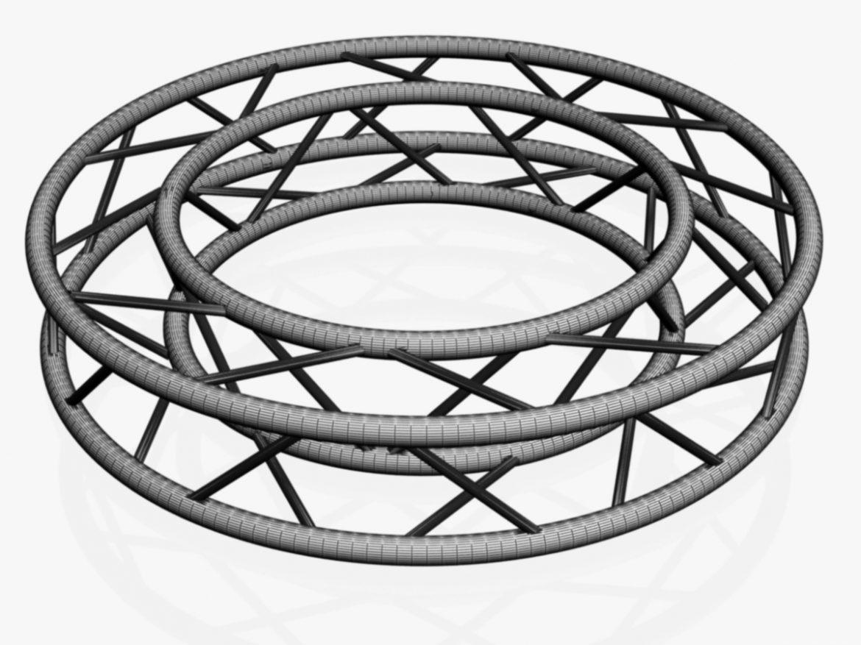 Circle Square Truss Full diameter 150cm  ( 234.52KB jpg by akeryilmaz )