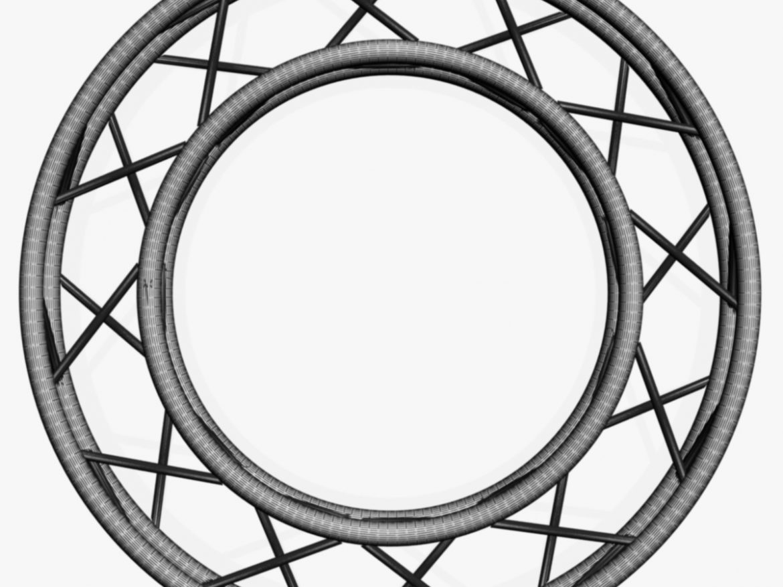 Circle Square Truss Full diameter 150cm  ( 236.52KB jpg by akeryilmaz )