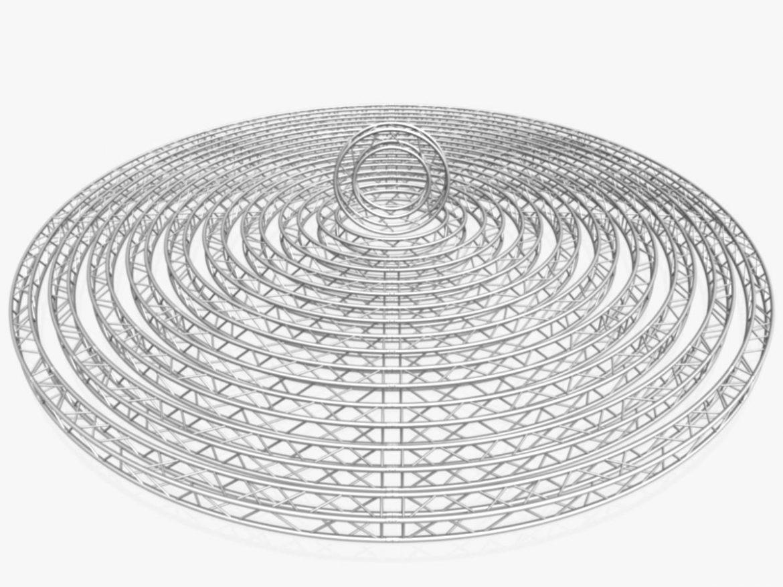 Circle Square Truss Modular Collection ( 142.8KB jpg by akeryilmaz )