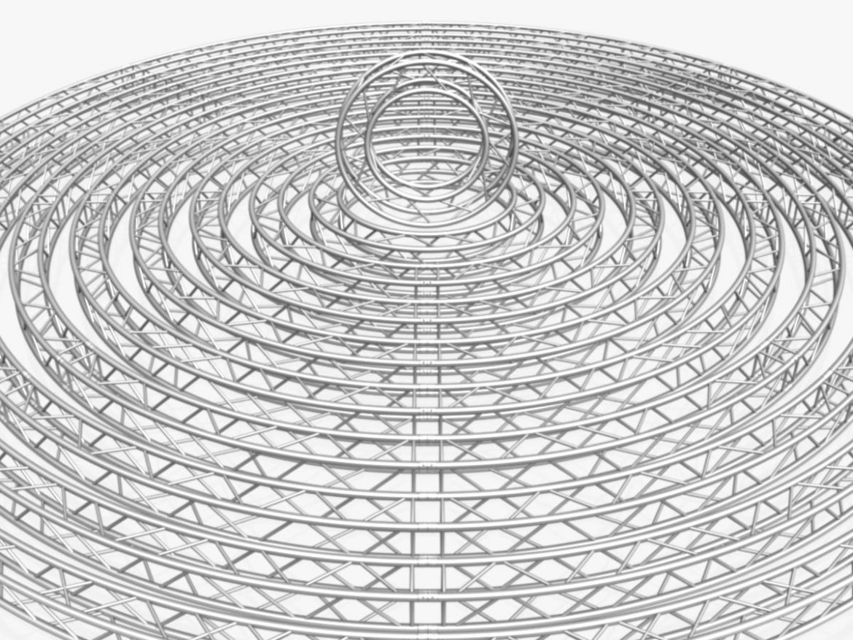 Circle Square Truss Modular Collection ( 219.57KB jpg by akeryilmaz )