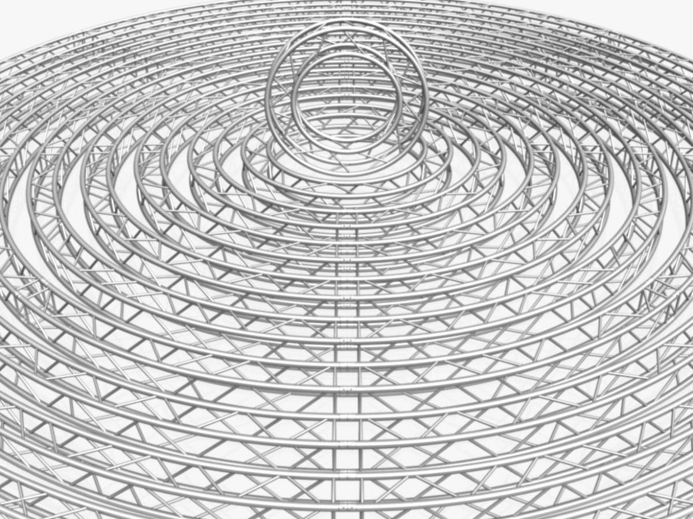 Circle Square Truss Modular Collection ( 238.27KB jpg by akeryilmaz )