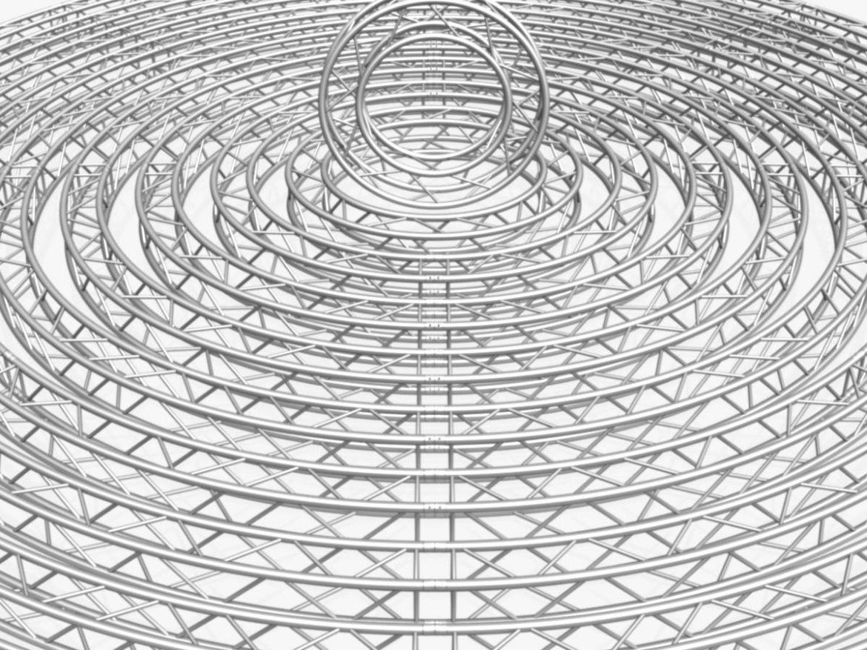 Circle Square Truss Modular Collection ( 251.29KB jpg by akeryilmaz )