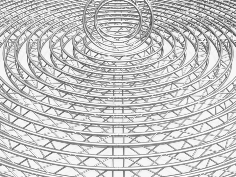 Circle Square Truss Modular Collection ( 259.52KB jpg by akeryilmaz )