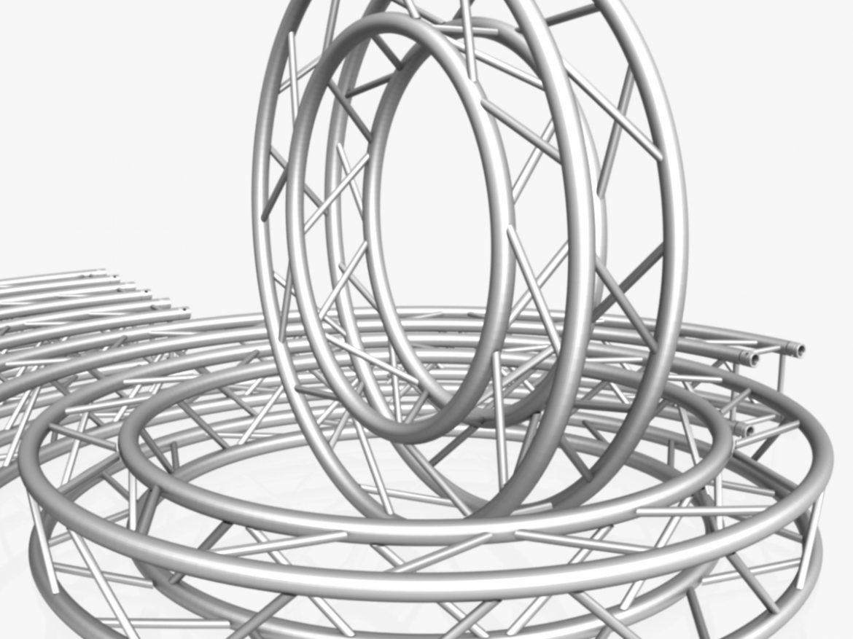 Circle Square Truss Modular Collection ( 247.72KB jpg by akeryilmaz )