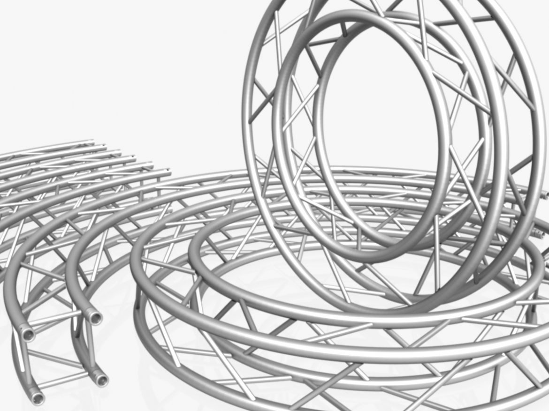 Circle Square Truss Modular Collection ( 258.89KB jpg by akeryilmaz )