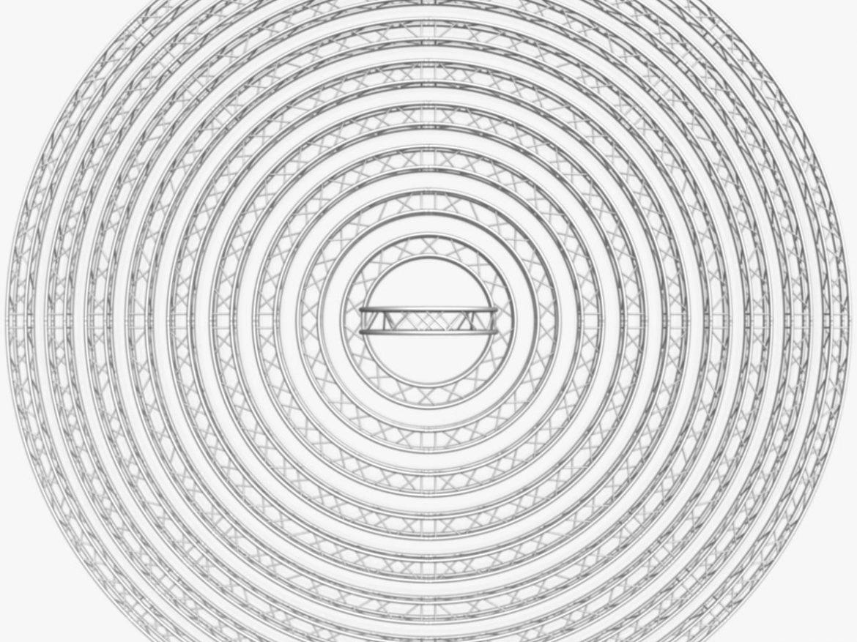 Circle Square Truss Modular Collection ( 218.1KB jpg by akeryilmaz )