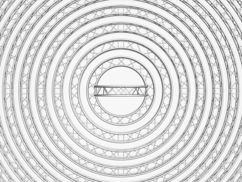 Circle Square Truss Modular Collection ( 246.58KB jpg by akeryilmaz )